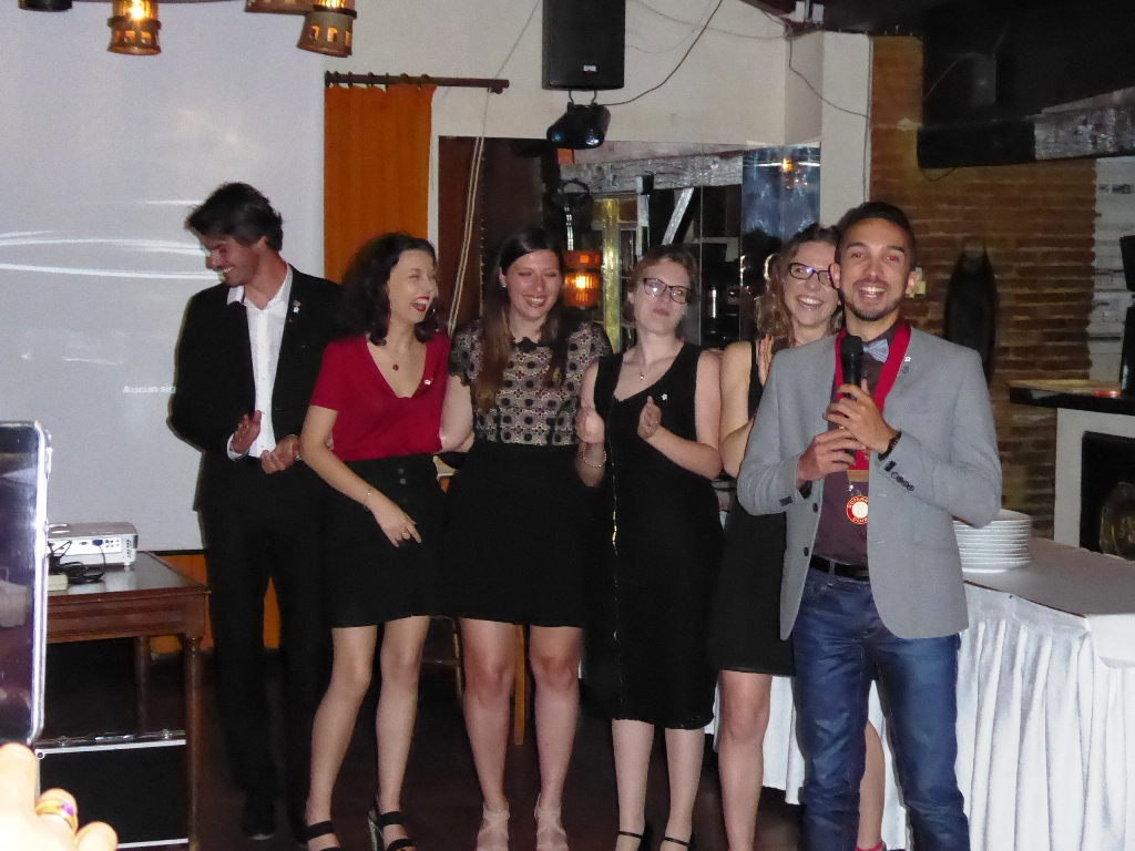 rotaract passation 2
